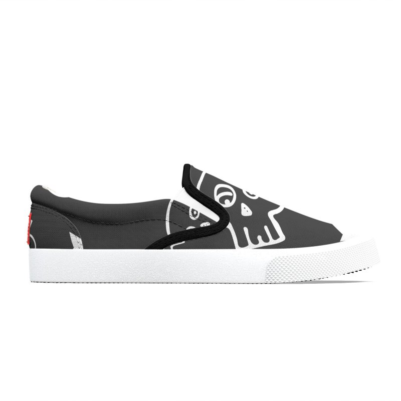 Soft Skull One Women's Shoes by iamthepod's Artist Shop