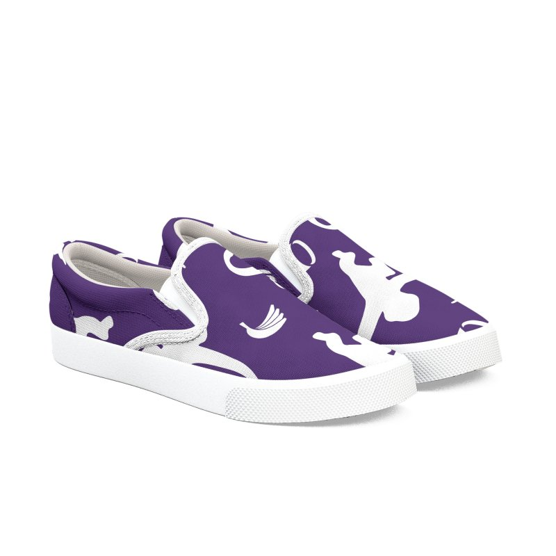 The Peyton One Men's Slip-On Shoes by iamthepod's Artist Shop