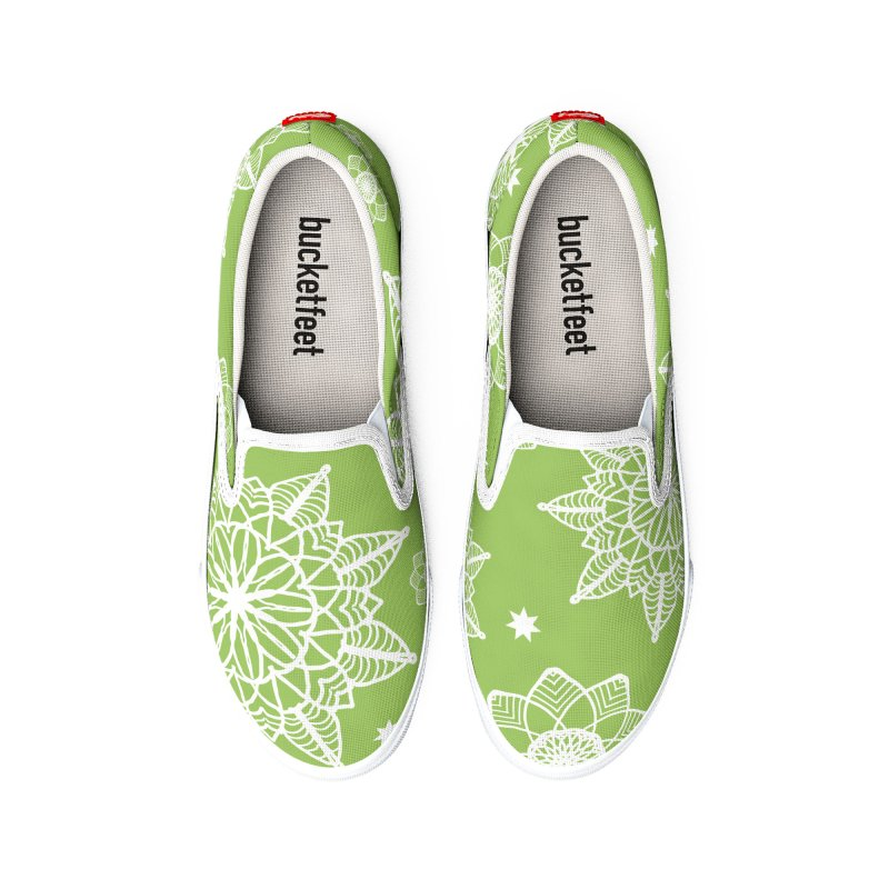 Bloom TWO Women's Shoes by iamthepod's Artist Shop