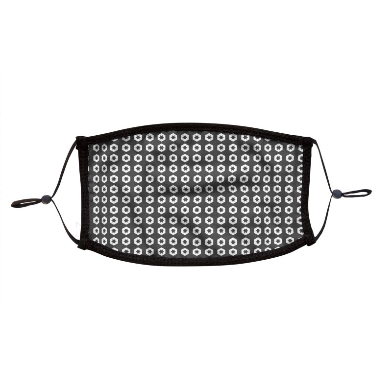 Hex One Accessories Face Mask by iamthepod's Artist Shop