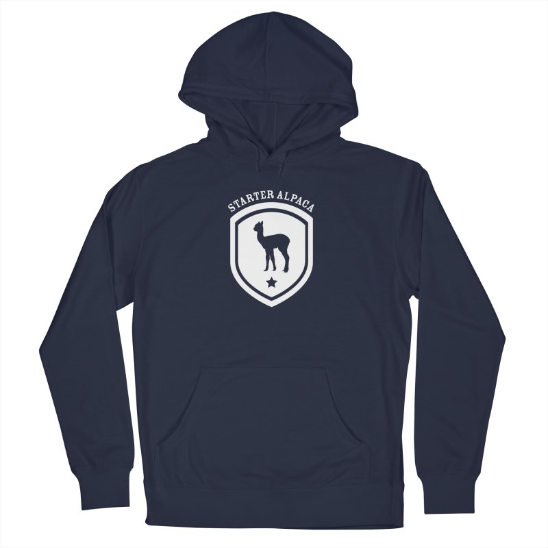 Starter Alpaca One Men's Pullover Hoody by iamthepod's Artist Shop