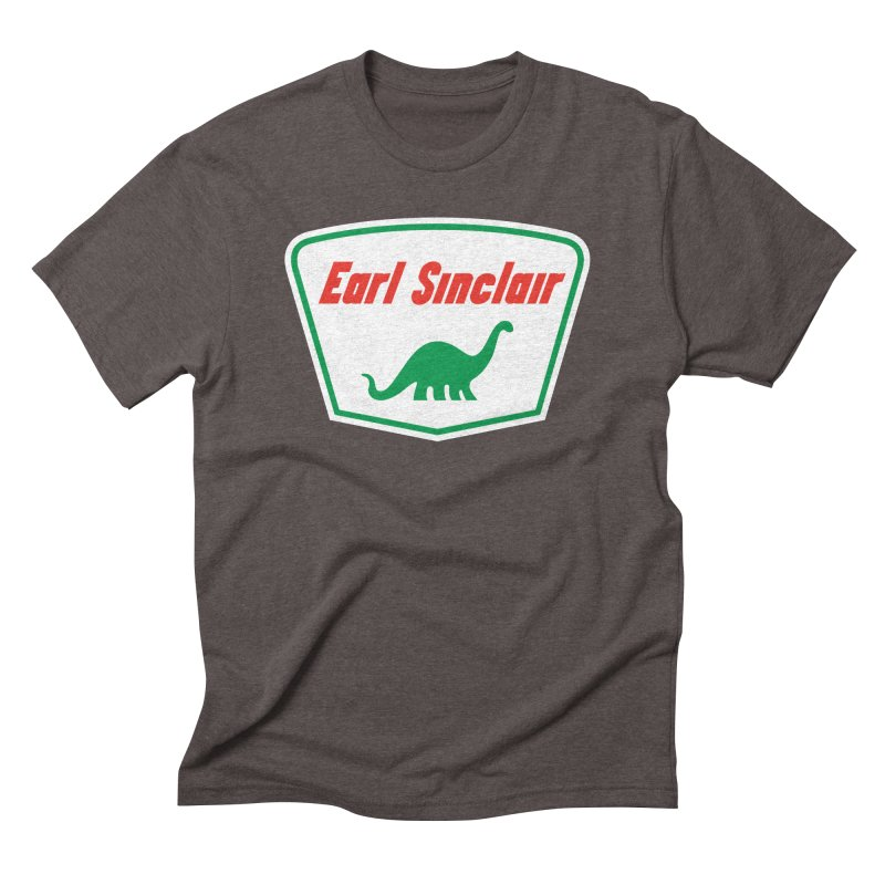 The Mighty Megalosaurus Men's Triblend T-shirt by Ian Glaubinger on Threadless!