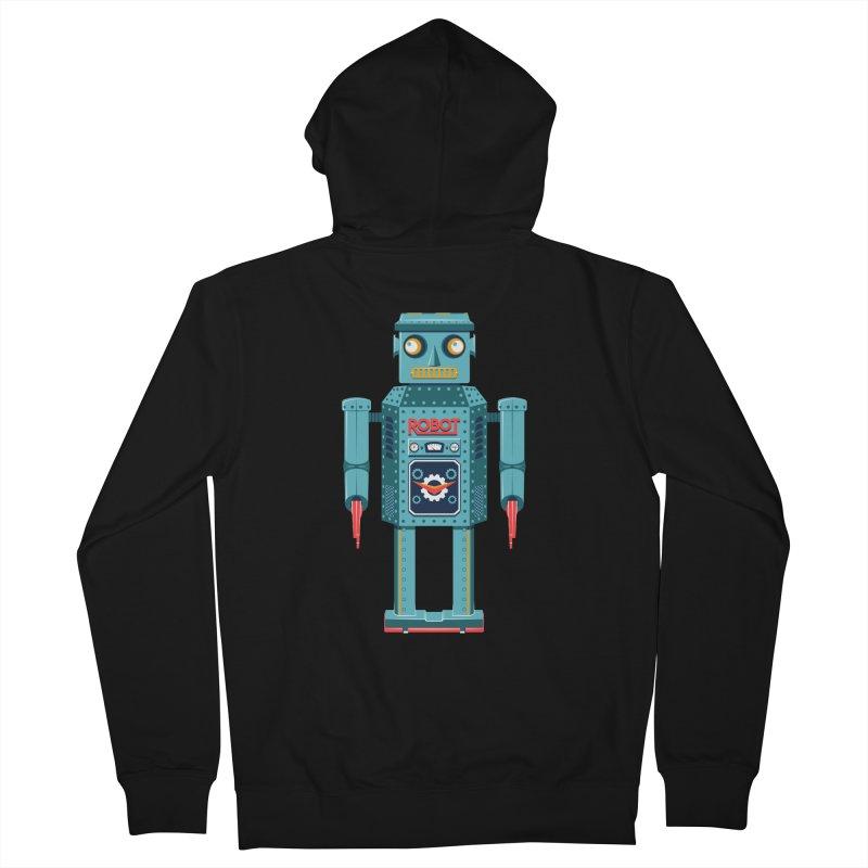Mr. Robot Women's Zip-Up Hoody by Ian Glaubinger on Threadless!