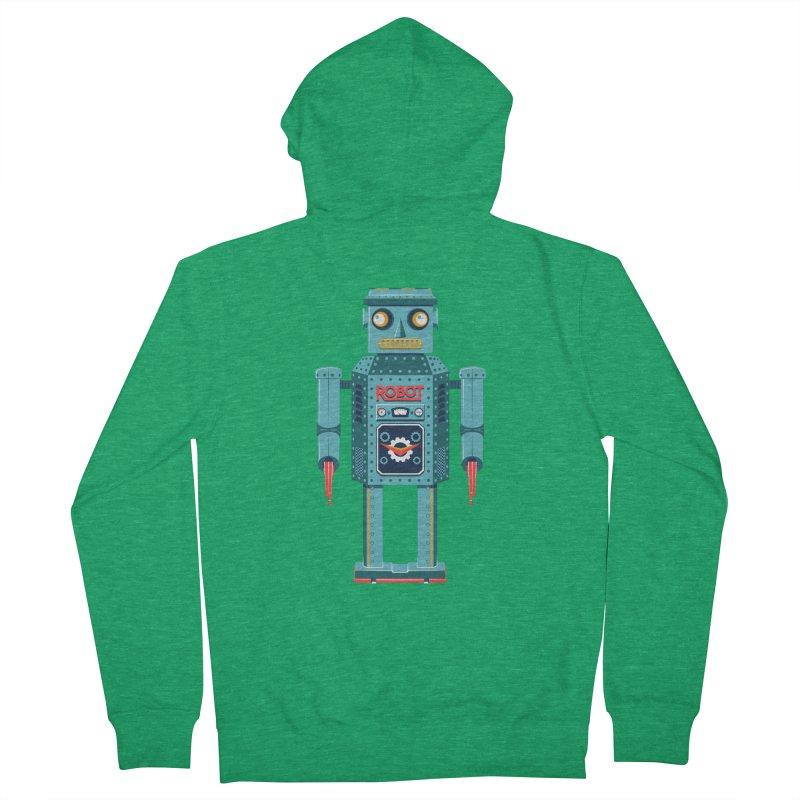 Mr. Robot Men's Zip-Up Hoody by Ian Glaubinger on Threadless!