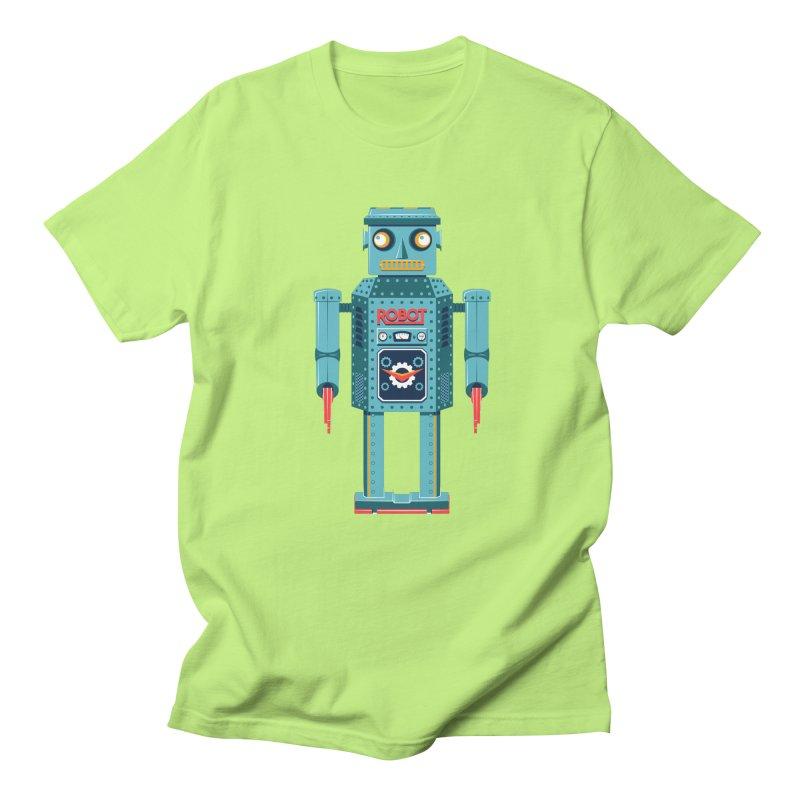 Mr. Robot Men's T-shirt by Ian Glaubinger on Threadless!