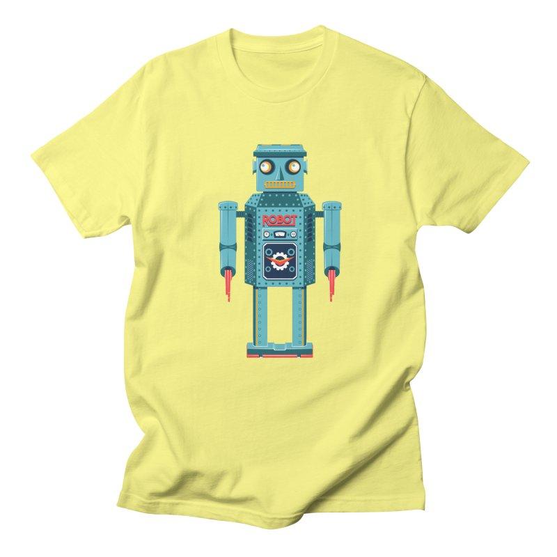 Mr. Robot Men's Regular T-Shirt by Ian Glaubinger on Threadless!