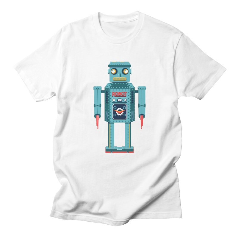 Mr. Robot Men's Regular T-Shirt by Ian Glaubinger on Threadless!
