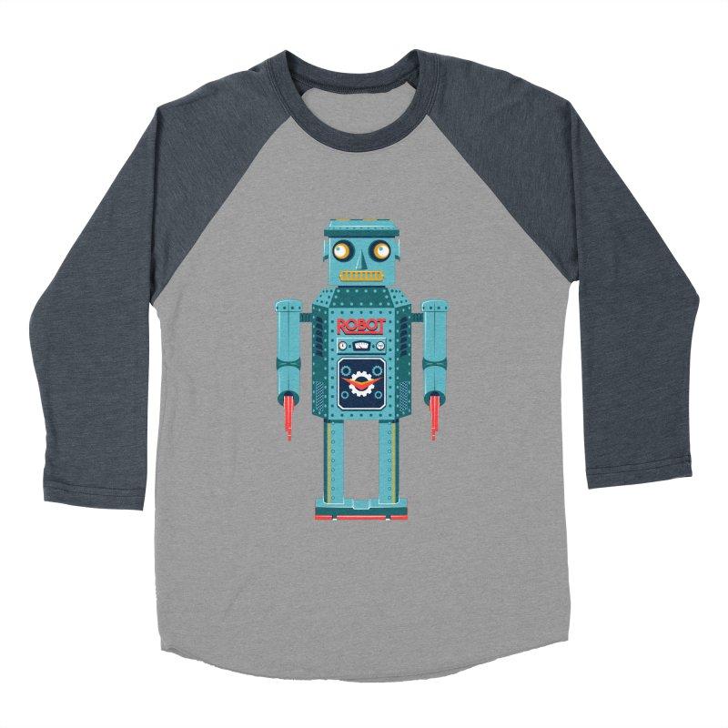 Mr. Robot Men's Baseball Triblend T-Shirt by Ian Glaubinger on Threadless!
