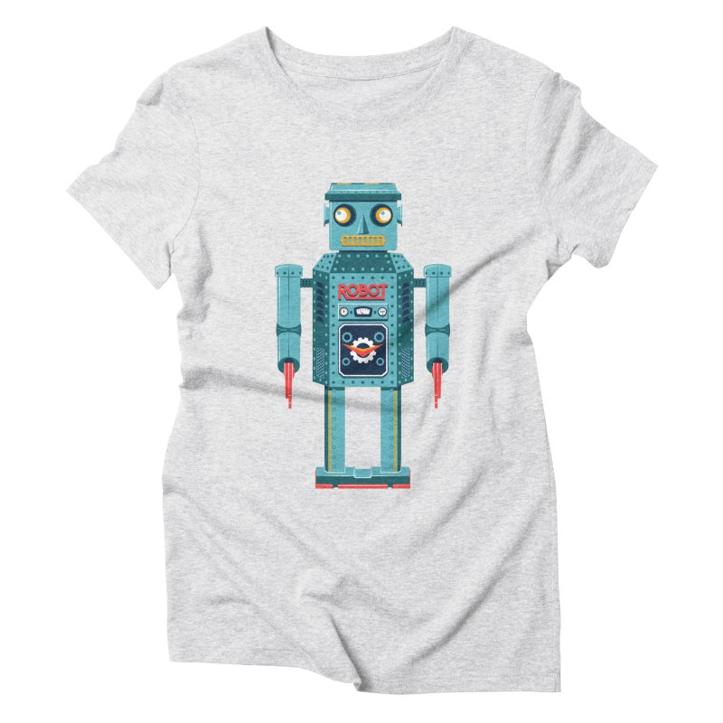 Mr. Robot Women's T-Shirt by Ian Glaubinger on Threadless!