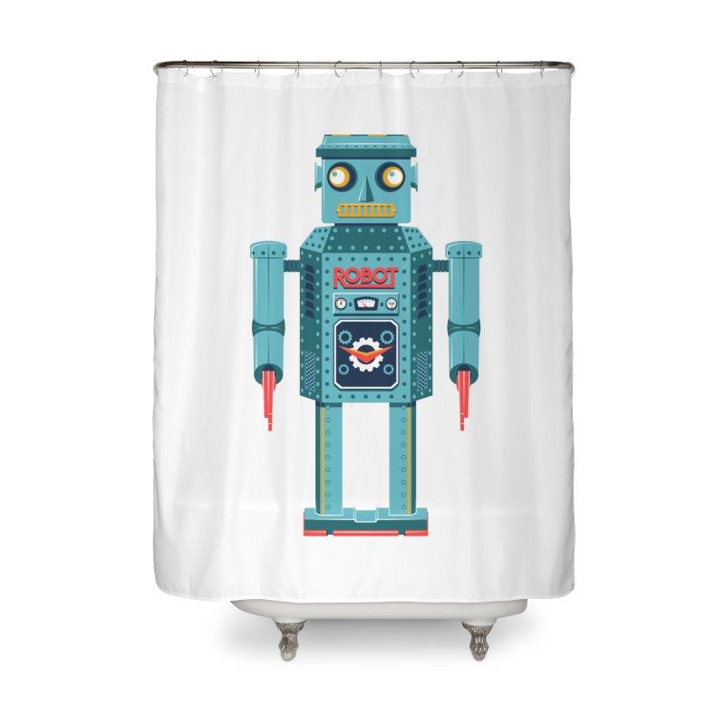 Mr. Robot   by Ian Glaubinger on Threadless!