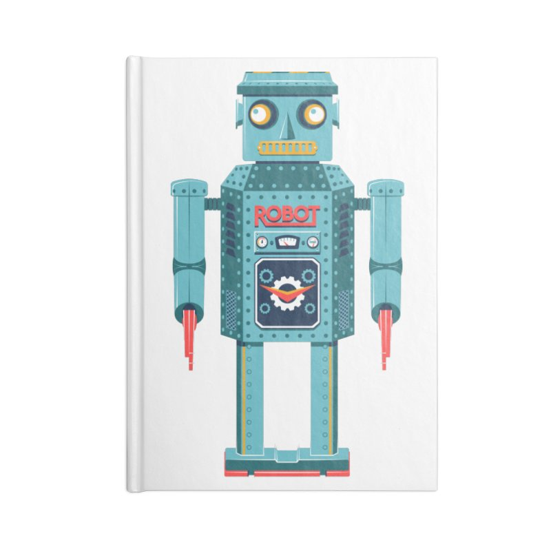 Mr. Robot Accessories Notebook by Ian Glaubinger on Threadless!