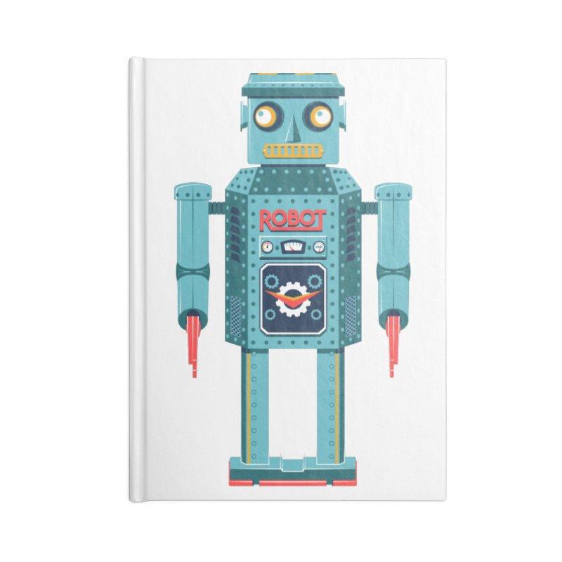 Mr. Robot Accessories Notebook by Ian Glaubinger on Threadless!