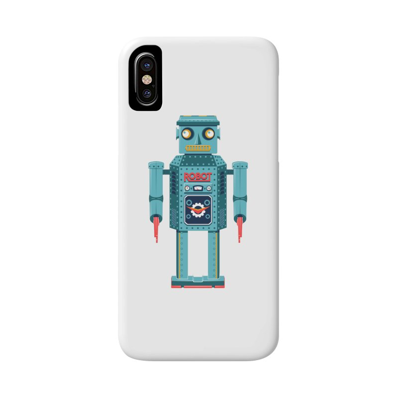 Mr. Robot Accessories Phone Case by Ian Glaubinger on Threadless!
