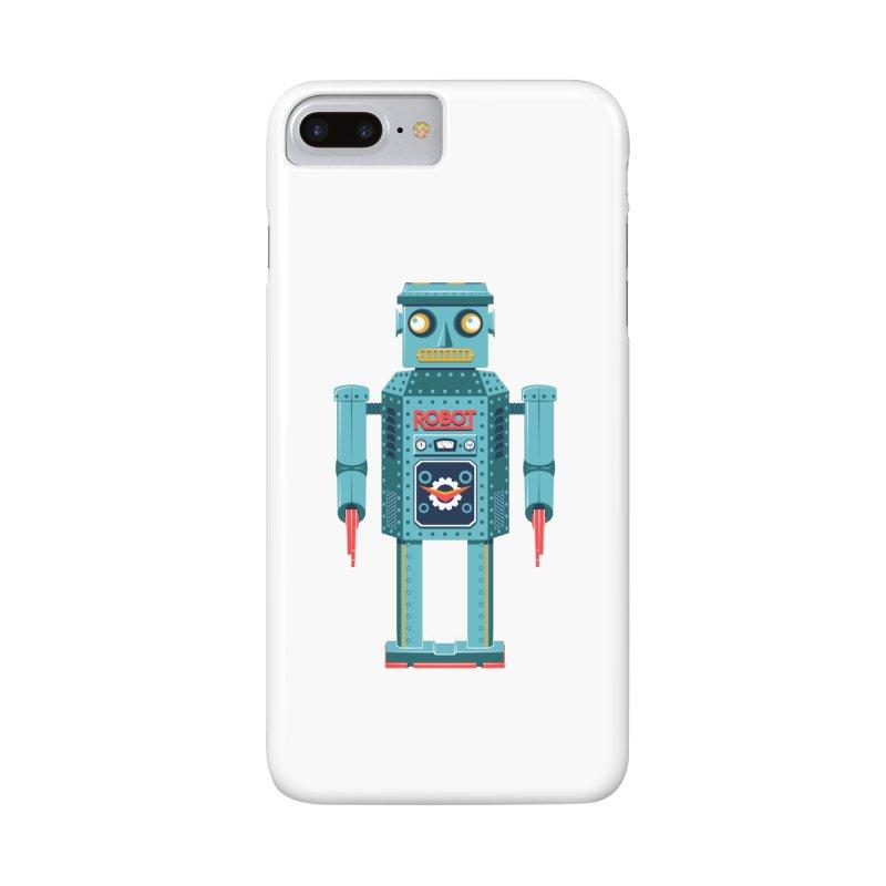 Mr. Robot Accessories Phone Case by Ian Glaubinger on Threadless!
