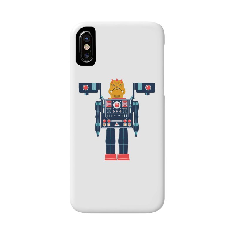 LizardBot Accessories Phone Case by Ian Glaubinger on Threadless!