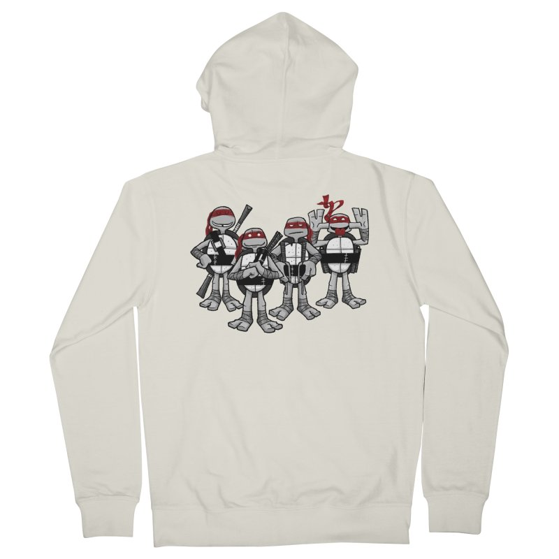 Mirage Shells Women's French Terry Zip-Up Hoody by Ian Glaubinger on Threadless!