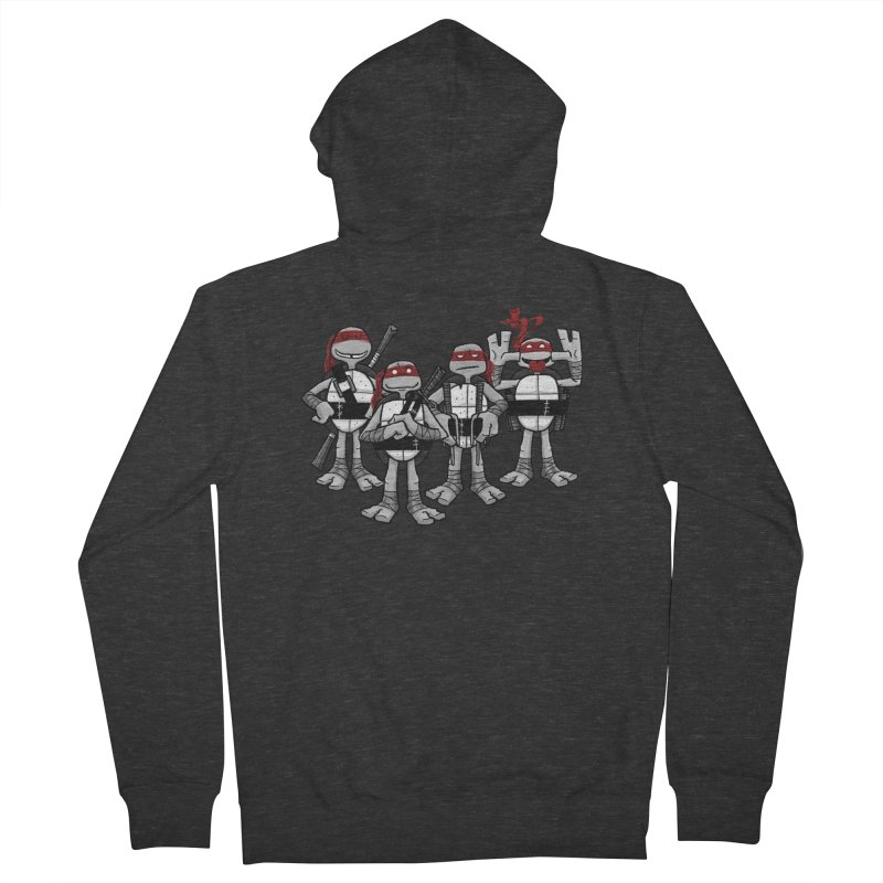Mirage Shells Men's French Terry Zip-Up Hoody by Ian Glaubinger on Threadless!