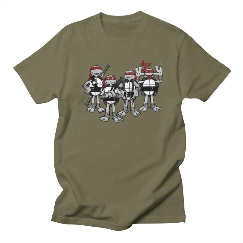 Mirage Shells Men's T-shirt by Ian Glaubinger on Threadless!