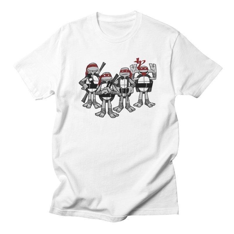 Mirage Shells Men's Regular T-Shirt by Ian Glaubinger on Threadless!