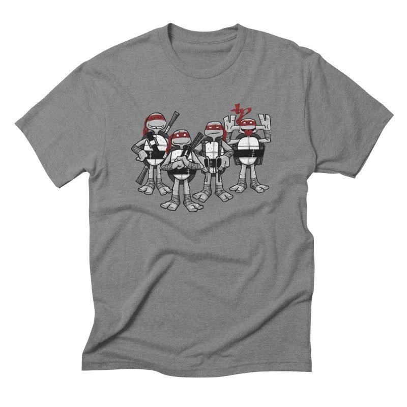 Mirage Shells Men's Triblend T-Shirt by Ian Glaubinger on Threadless!