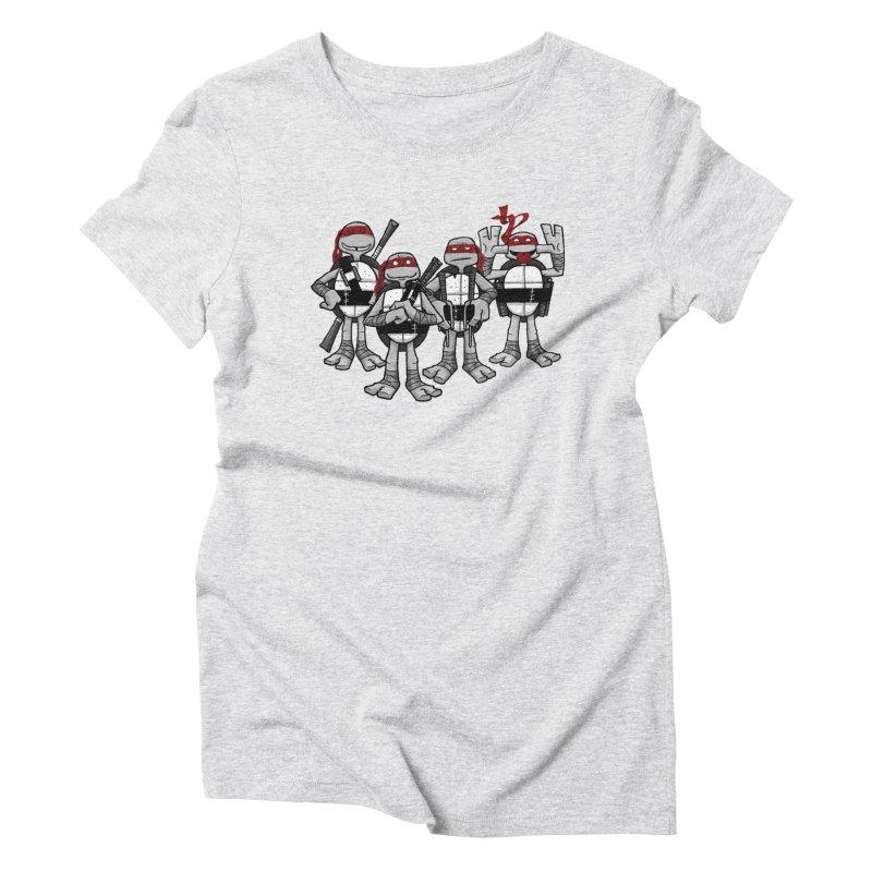 Mirage Shells Women's T-Shirt by Ian Glaubinger on Threadless!