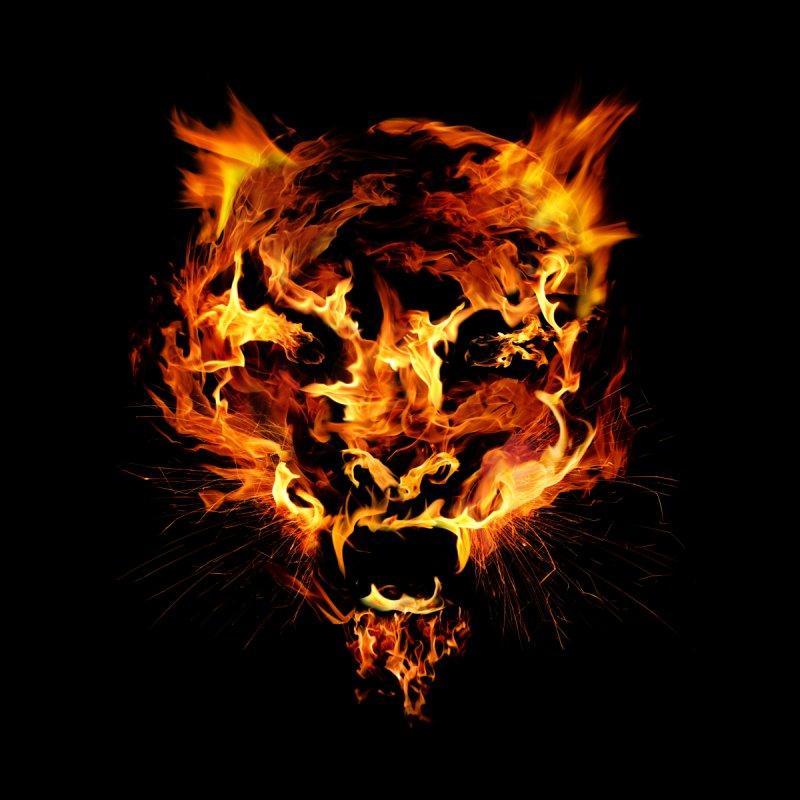 Tyger, Tyger, Burning Bright Men's Tank by Ian Leino @ Threadless