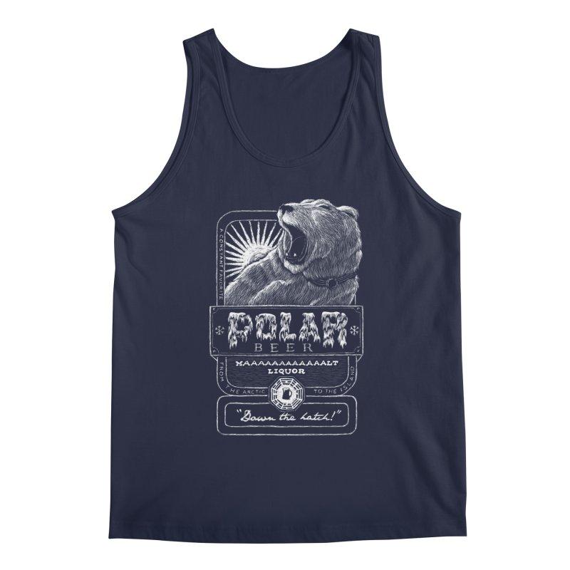 Polar Beer Men's Tank by Ian Leino @ Threadless
