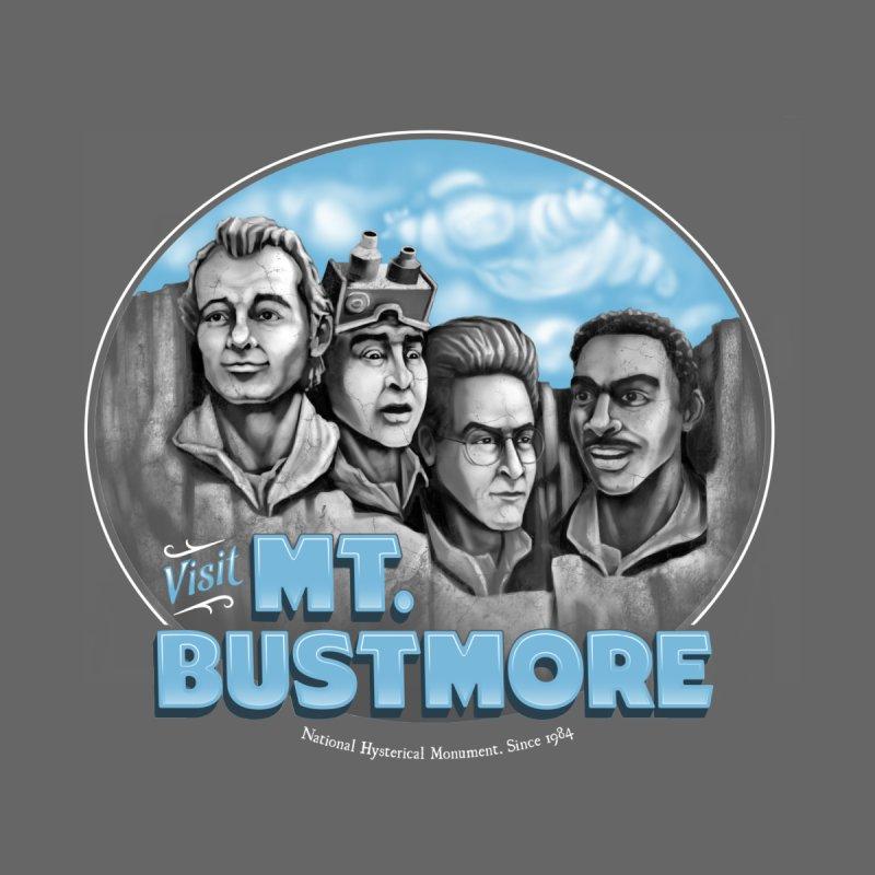 Mount Bustmore Men's T-Shirt by Ian Leino @ Threadless