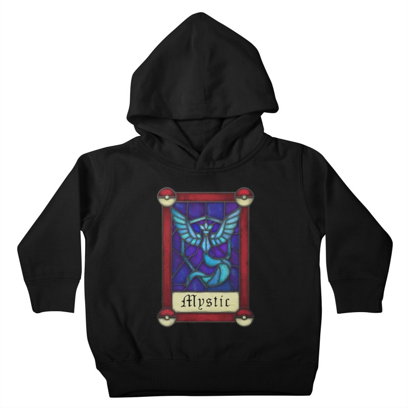 Stained Glass Series - Mystic Kids Toddler Pullover Hoody by Ian Leino @ Threadless