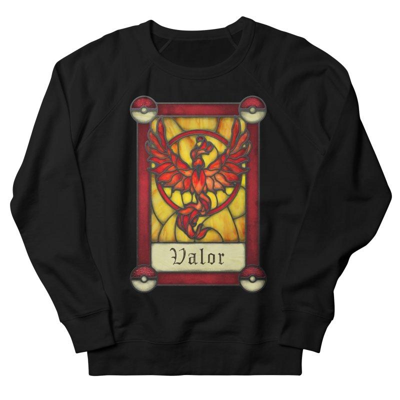 Stained Glass Series - Valor Men's Sweatshirt by Ian Leino @ Threadless