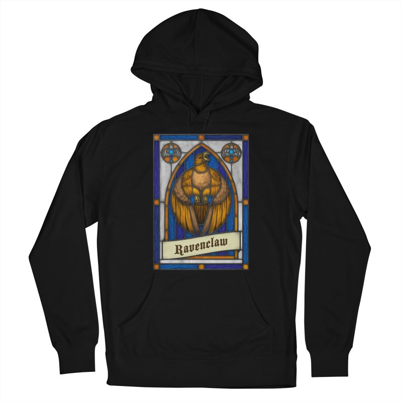 Stained Glass Series - Ravenclaw Men's Pullover Hoody by Ian Leino @ Threadless