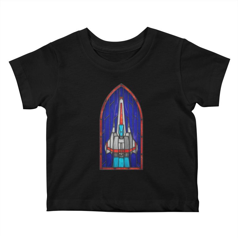 Stained Glass Series - Viper Kids Baby T-Shirt by Ian Leino @ Threadless