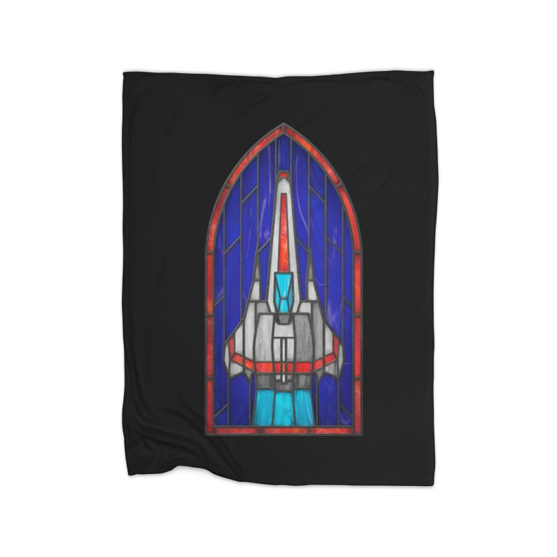 Stained Glass Series - Viper Home Blanket by Ian Leino @ Threadless