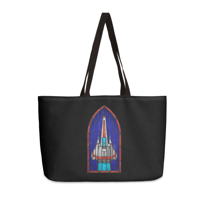 Stained Glass Series - Viper Accessories Bag by Ian Leino @ Threadless