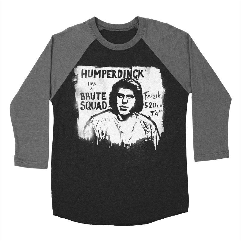 Brute Squad Women's Baseball Triblend T-Shirt by Ian Leino @ Threadless
