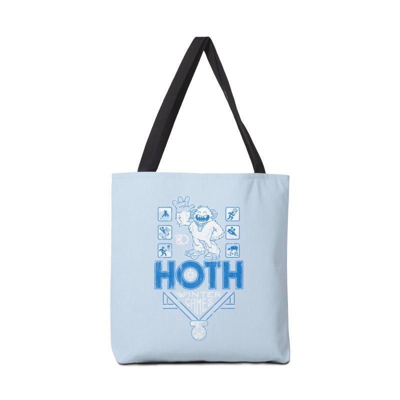 Hoth Winter Games   by Ian Leino @ Threadless