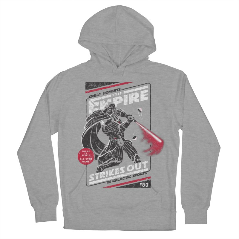 The Empire Strikes Out Men's Pullover Hoody by Ian Leino @ Threadless