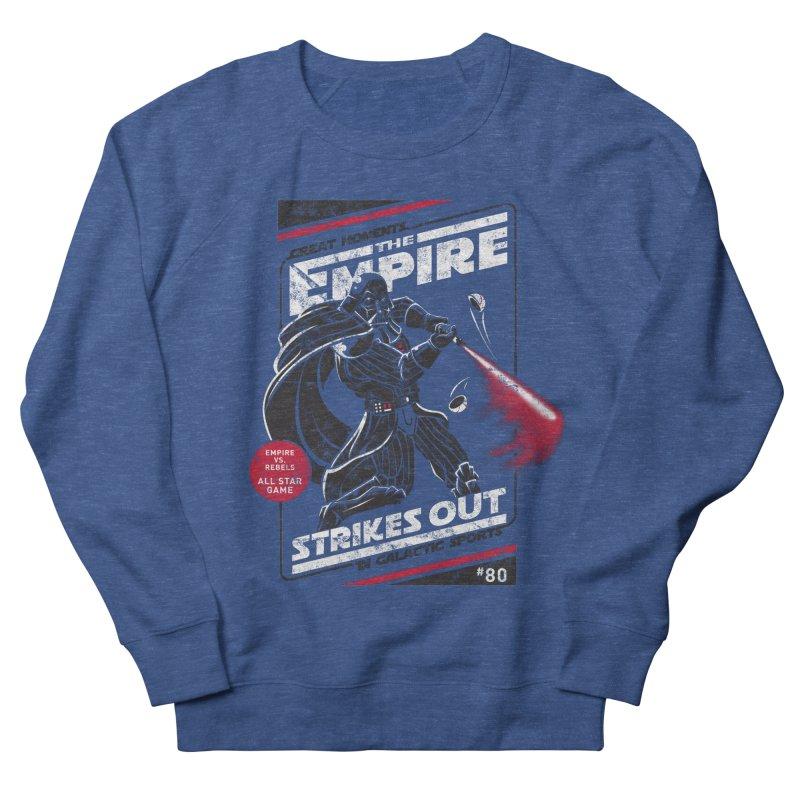 The Empire Strikes Out Men's Sweatshirt by Ian Leino @ Threadless