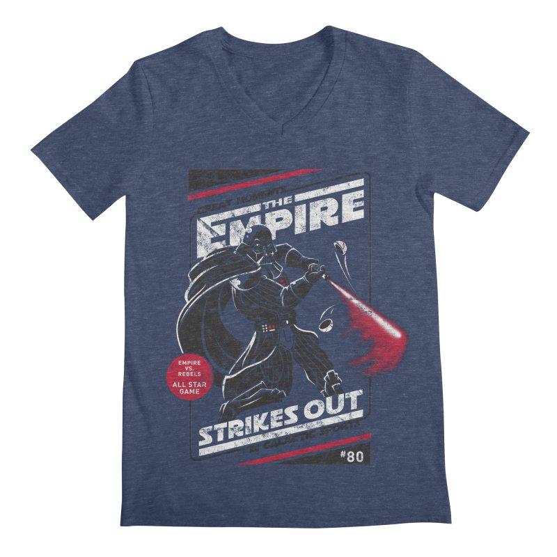 The Empire Strikes Out   by Ian Leino @ Threadless