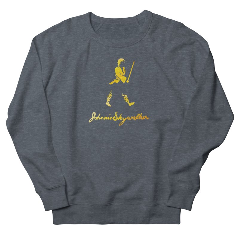 Johnnie Skywalker Women's Sweatshirt by Ian Leino @ Threadless