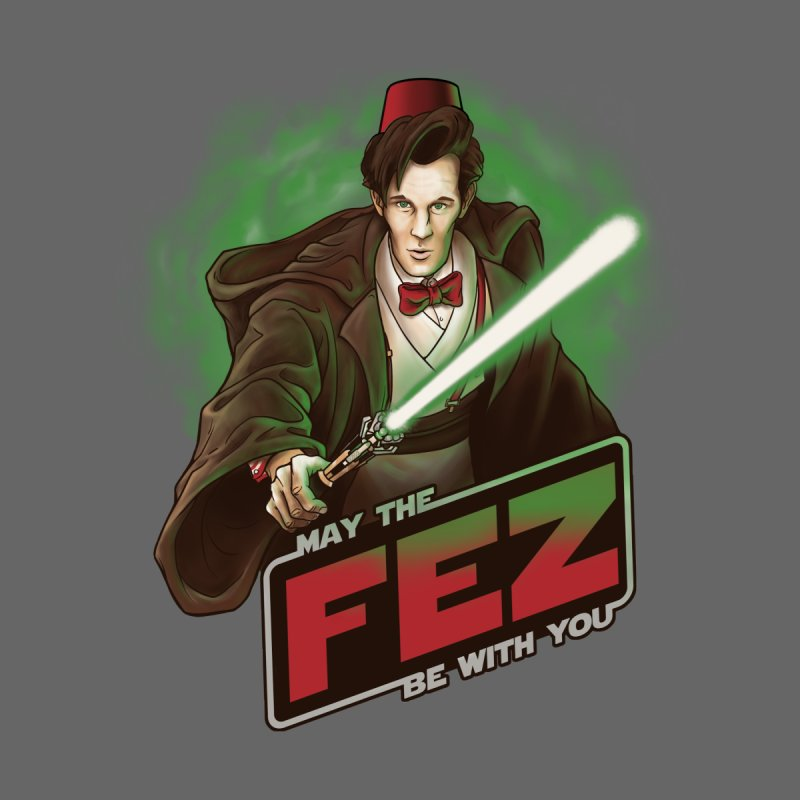 May the Fez be With You Women's Sweatshirt by Ian Leino @ Threadless