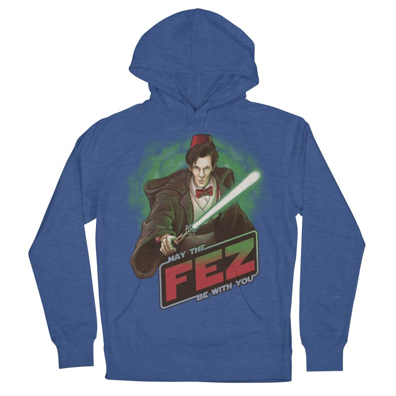 May the Fez be With You Women's Pullover Hoody by Ian Leino @ Threadless
