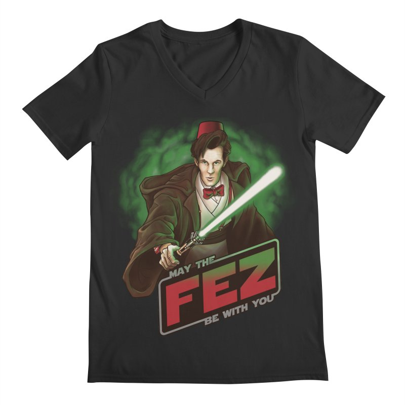 May the Fez be With You   by Ian Leino @ Threadless