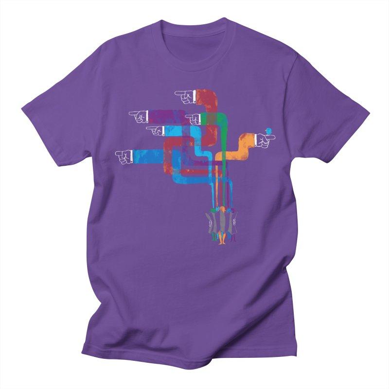 A Strange Sense of Direction Women's Unisex T-Shirt by Ian Leino @ Threadless