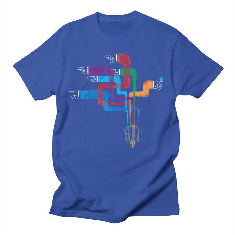 A Strange Sense of Direction Women's T-Shirt by Ian Leino @ Threadless