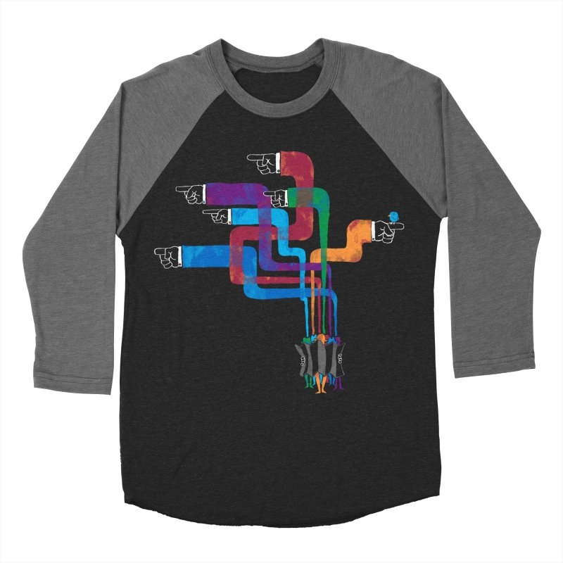 A Strange Sense of Direction   by Ian Leino @ Threadless