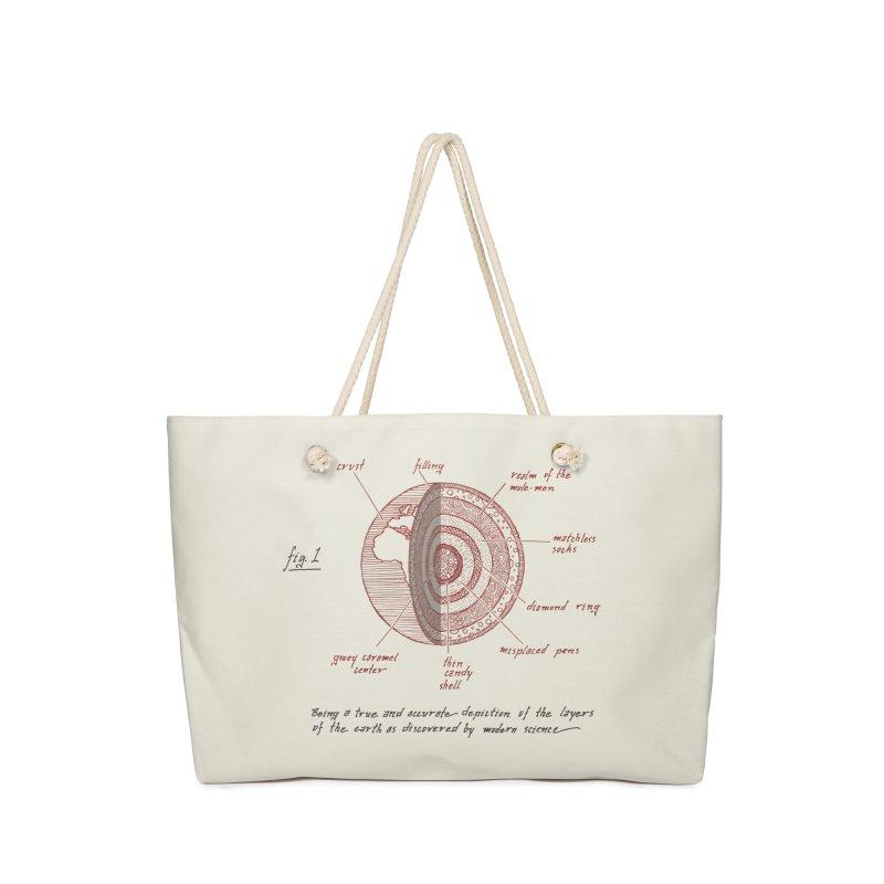 How Many Licks? Accessories Bag by Ian Leino @ Threadless