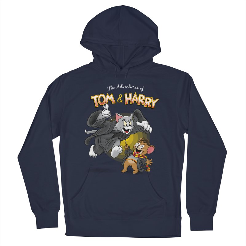 The Adventures of Tom & Harry Men's Pullover Hoody by Ian Leino @ Threadless