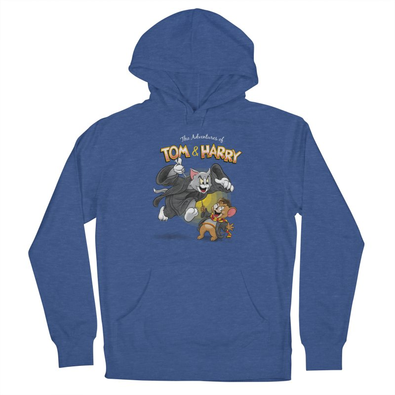 The Adventures of Tom & Harry Women's Pullover Hoody by Ian Leino @ Threadless