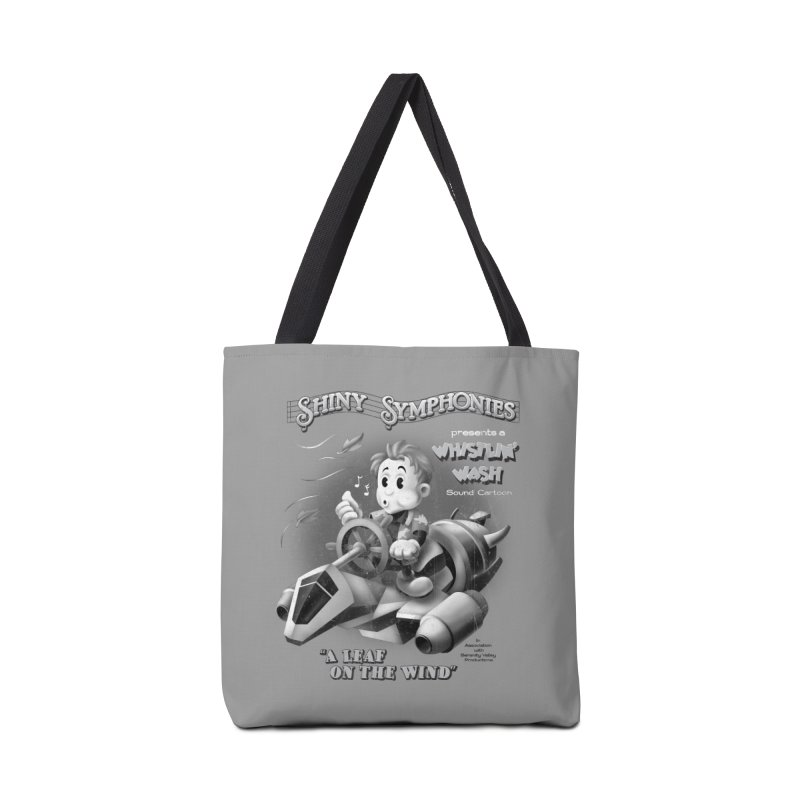 Shiny Symphonies: Whistlin' Wash Accessories Tote Bag Bag by Ian Leino @ Threadless
